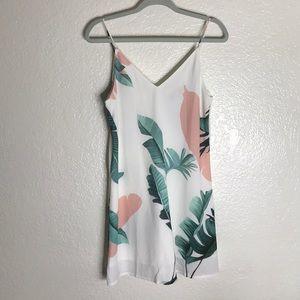 Shein Summer Floral Dress